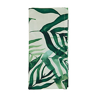 Saro Lifestyle Table Napkin with Rainforest Design (Set of 12), , large