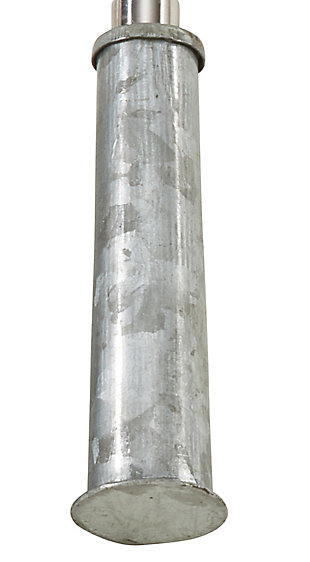 Saro Lifestyle 5-Piece Flatware Set with Galvanized Design, , large