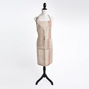 Saro Lifestyle Striped Design Apron, , large