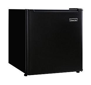 Magic Chef 1.7-Cu. Ft. Mini Refrigerator, Black, rollover