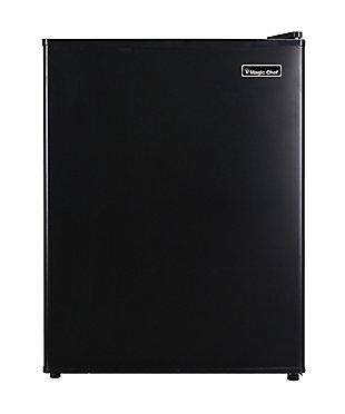 Magic Chef 2.4-Cu. Ft. Mini Refrigerator, Black, large