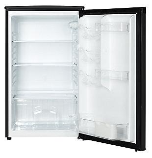 Magic Chef 4.4-Cu. Ft. Compact Refrigerator, Black, rollover