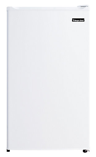 Magic Chef 3.5-Cu. Ft. Refrigerator with Full-Width Freezer Compartment in White, , rollover
