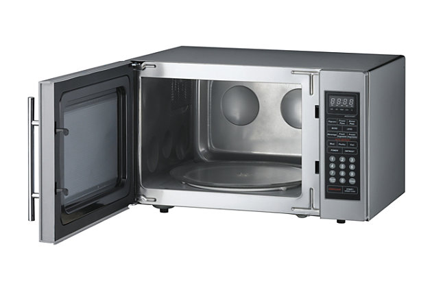 Magic Chef 1.3-Cu. Ft. 1000W Countertop Microwave Oven, , large