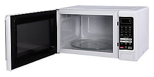 Magic Chef 1.6-Cu. Ft. 1100W Countertop Microwave Oven, White, large