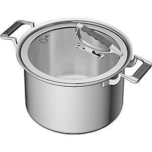 Cookcraft by Candace Cookcraft by Candace 8-Qt. Tri-Ply Stock Pot, , large