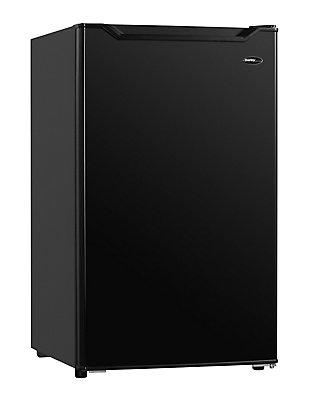 Danby 3.3 Cu. Ft. Compact Refrigerator, Black, rollover