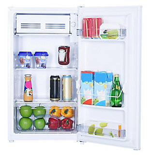 Danby 3.3 Cu. Ft. Compact Refrigerator, White, large