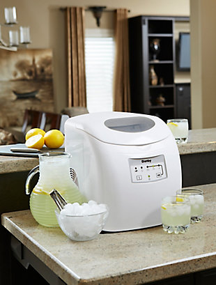 Danby Portable Ice Maker (3 Ice Cube Sizes), , rollover