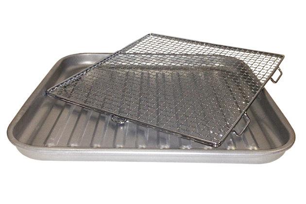 Panasonic FlashXpress Toaster Oven, Black/Silver, large