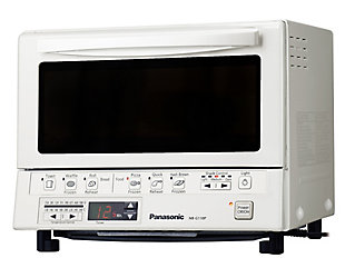 Panasonic FlashXpress Toaster Oven, White, large