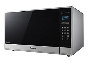 Panasonic Cyclonic Wave 2.2-Cu. Ft. Countertop Microwave Oven, , rollover