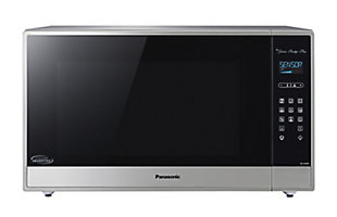 Panasonic Cyclonic Wave 2.2-Cu. Ft. Countertop Microwave Oven, , large