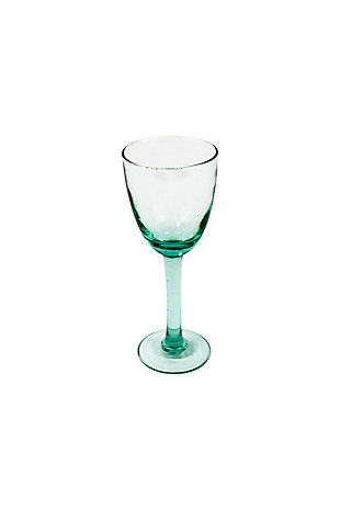 Recycled Wine Glass - Box of 6, , large