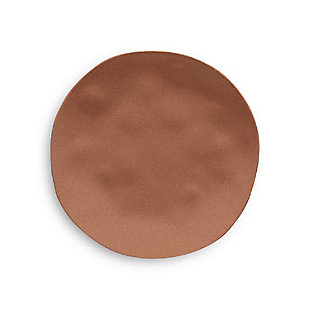 Tarhong Planta Matte Terra Cotta Salad Plate (Set of 6), , large