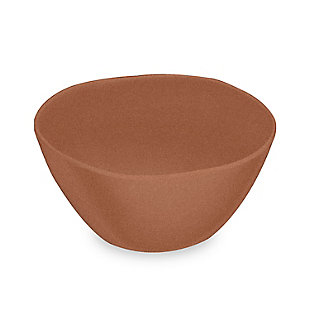 Tarhong Planta Matte Terra Cotta Cereal Bowl (Set of 6), , large