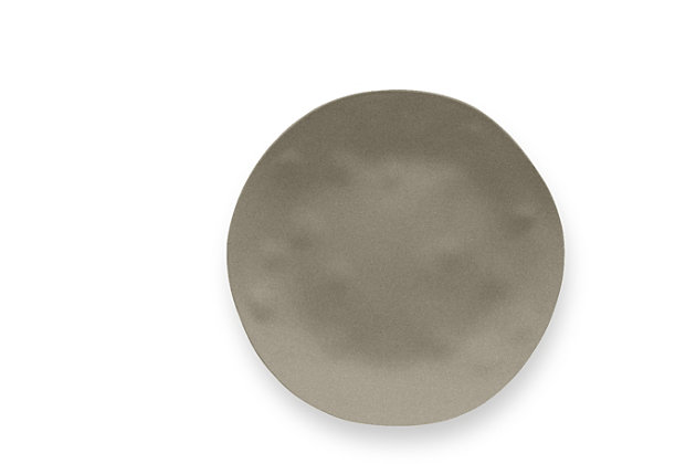 Tarhong Planta Matte Dune Salad Plate (Set of 6), , large