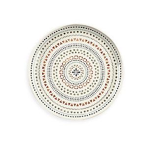 Tarhong Desert Mandala Salad Plate (Set of 6), , large