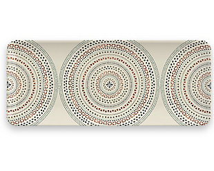 Tarhong Desert Mandala Tray, , large