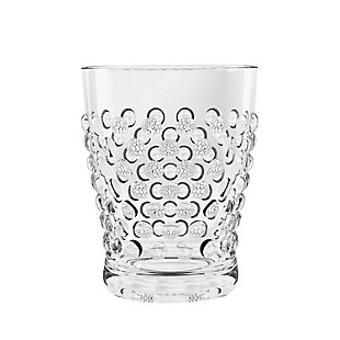 Tarhong 14 oz. Hobnail DOF Acrylic Glass (Set of 6), , large