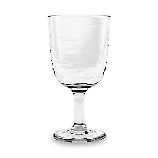 Tarhong 13.5 oz. Foundry Goblet Acrylic Glass (Set of 6), , rollover