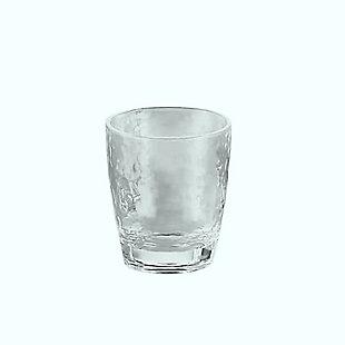 Tarhong 14.1 oz. Hammered DOF Glass (Set of 6), , large