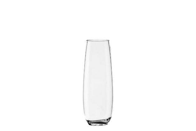 Tarhong 10 oz Montana Tritan Stemless Flute (Set of 6), , large