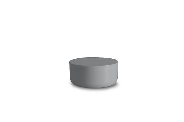 Tarhong Duo Slate Extra Small Canister, , large