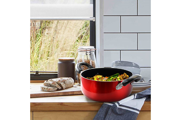 Better Chef 6-Quart Aluminum Dutch Oven, , large
