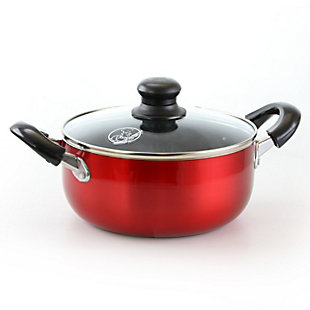 Better Chef 13-Quart Aluminum Dutch Oven, , large