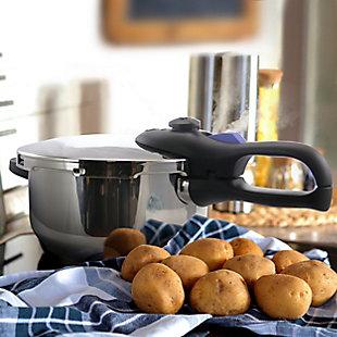 Better Chef 4QT Pressure Cooker, , rollover