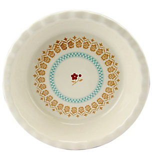 General Store Hollydale 10 inch Pie Dish, , large