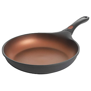 Kenmore Midway 9.5 Inch Cast Aluminum Nonstick Frying Pan, , large