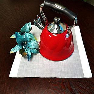 Mr Coffee Alderton 2.3 Quart Tea Kettle in Red, , rollover