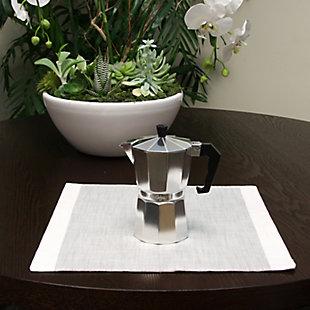 Mr. Coffee Brixia 6-Cup Aluminum Stovetop Espresso Maker, , rollover