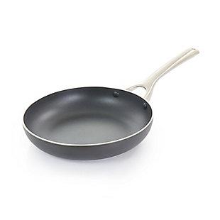 Oster Palladium 12 Inch Aluminum Frying Pan in Black, , large