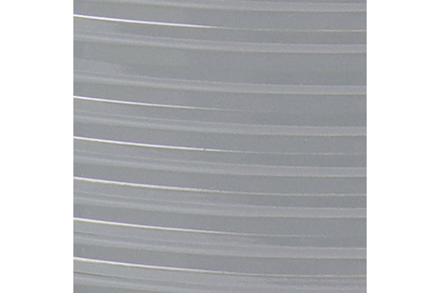 Oster Ridge Valley 6 Quart Aluminum Nonstick Dutch Oven in Grey, , large