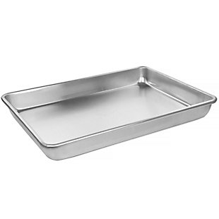 Oster 17 Inch x 12 Inch Baker's Glee Aluminum Roaster Pan, , large