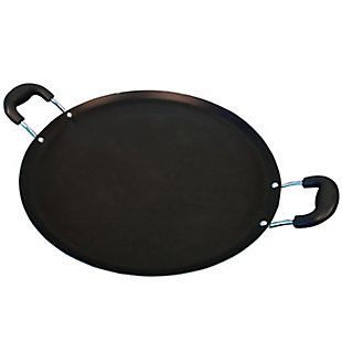 Oster Cocina Zadora 14 in. Carbon Steel Comal Pan in Teal, , large