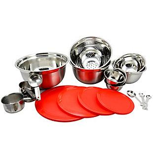 Sunbeam Branfield 21 Piece Kitchen Prep Set with Measuring Accessories, , large