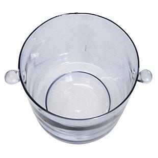 Bloomingville Quart Glass Ice Bucket, , rollover