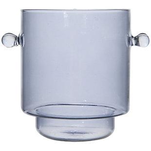 Bloomingville Quart Glass Ice Bucket, , large