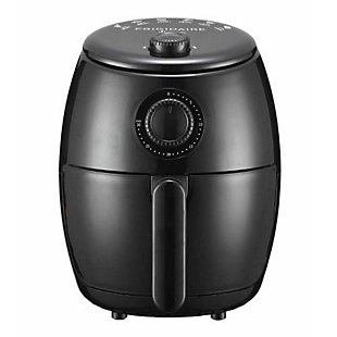 Frigidaire 1.7 Litre Digital Air Fryer - Black, Black, large