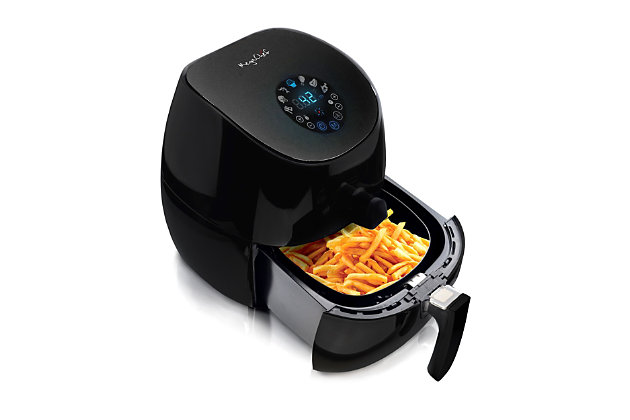 Megachef 3.5 Quart Airfryer and Multicooker, , large