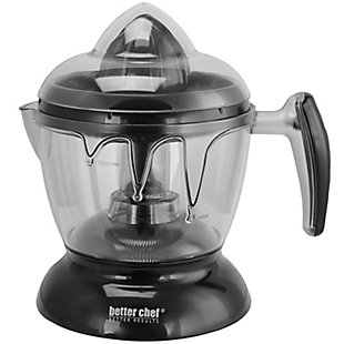 Better Chef 25 Ounce Electrical Citrus Juicer in Black, , large