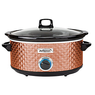 Brentwood Select 7 Quart Slow Cooker in Copper, , large