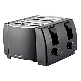 Brentwood Four Slice Toaster, , large