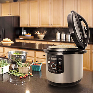 Megachef 12 Quart Pressure Cooker, , rollover