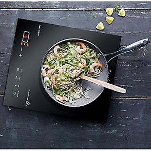 Megachef Portable Single Induction Countertop Cooktop, , rollover