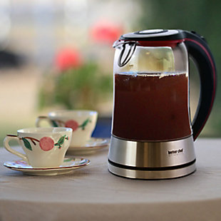 Better Chef 1.7L Electric Tea Kettle, , rollover